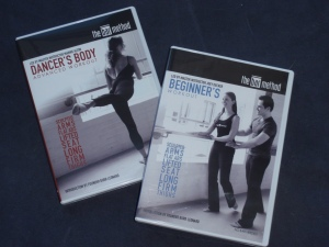 Bar Method DVDs